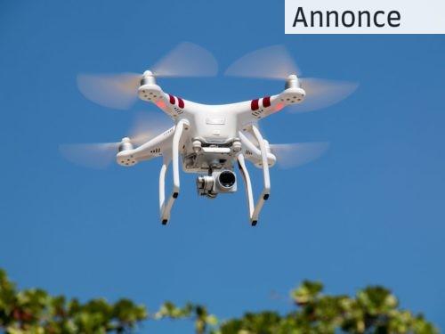 5 gode facts om droner – du måske ikke vidste