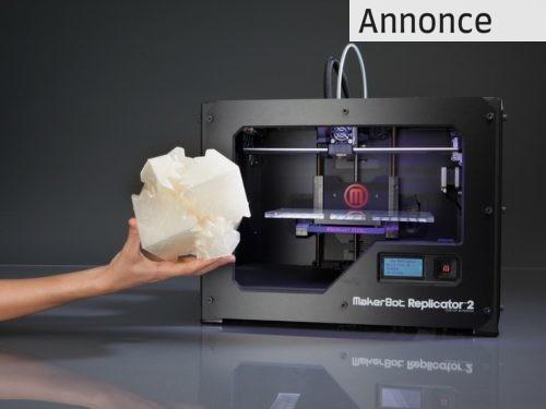 Fremtidens teknologi: 3D printning