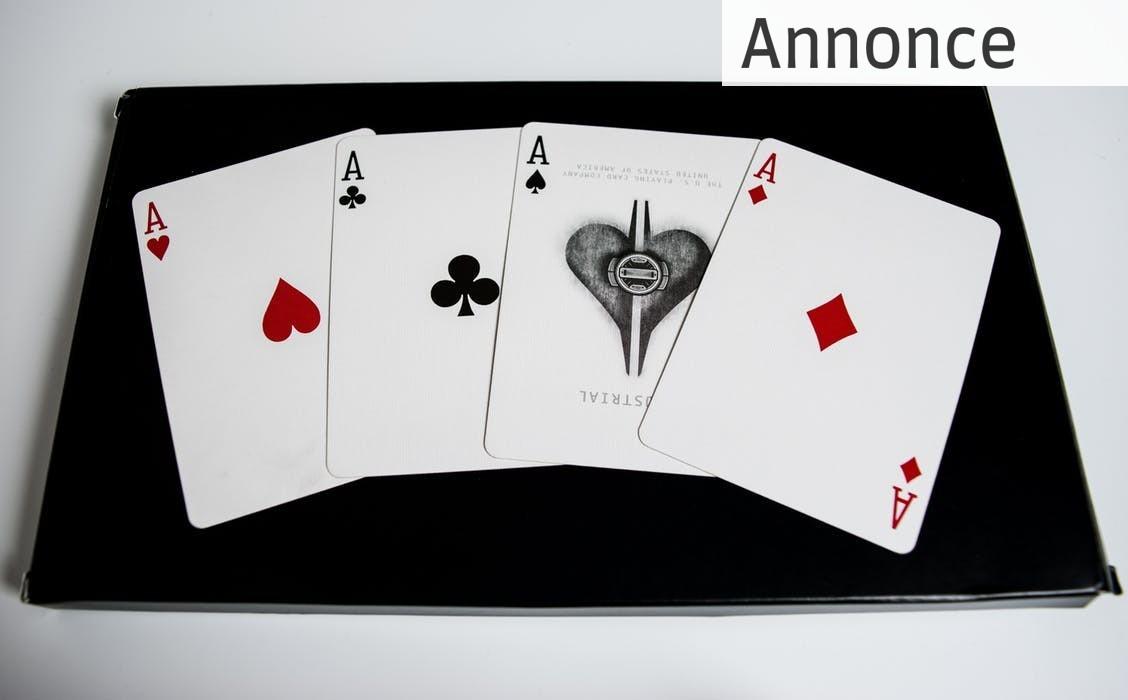 Ultramoderne Hjerterfri er et klassisk og sjovt kortspil – spil det online HM-18
