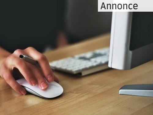 Optimér din jobansøgning med en online CV-skabelon