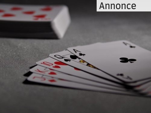 Nu kan du også spille klassiske kortspil online