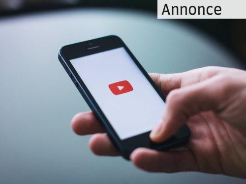 3 grunde til at gøre brug af YouTube til din virksomheds annonceringer